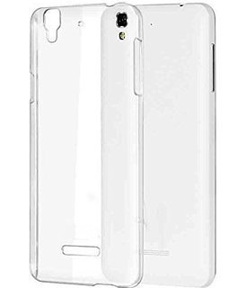 Plus Ultra Thin 0.3mm Transparent Silicon Back Cover for Yu Yureka Plus