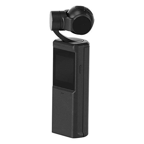 Zwbfu Estabilizador de cámara de Made Bolsillo 4K Mini videocámara Multifuncional para Viajes Herramienta portátil de fotografía al Aire Libre