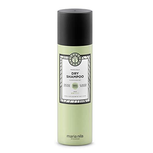 Maria Nila - Dry Shampoo 250ml | Trockenshampoo zum Auffrischen und für mehr Volumen