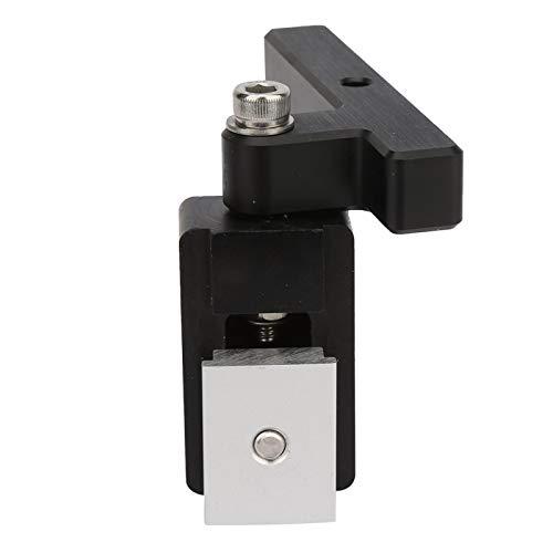 Limitador de tolva de baquelita, tope de riel de inglete, para Craftsman Home Graden para carpintería(Square handle)