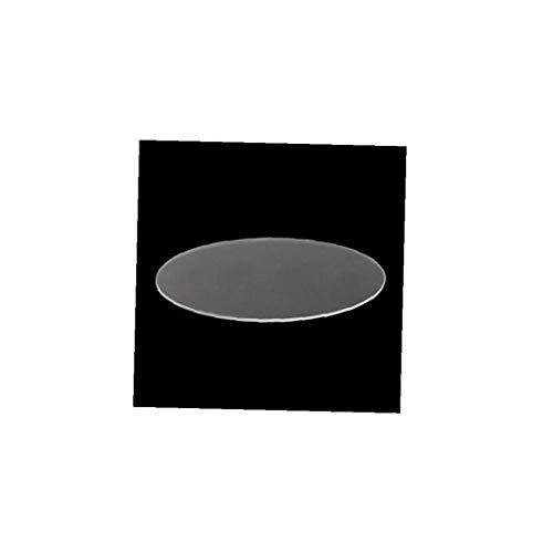 IUwnHceE Kompatibel Fossil Gen 3 Q Venture Hr Ausgeglichenes Glas Screen Protector 2.5d Arc Kanten 9 Härte Hd Anti-Scratch/Bubble Film-Schirm-Schutz (Front Film) Exquisite Und Schöne Dekoration