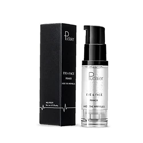 Maquillaje Eyeshadow Base Magic Eye Primer para prevenir tapas aceitosas y pliegues Clearing Impermeable Eyeshadow Primer (8ml)