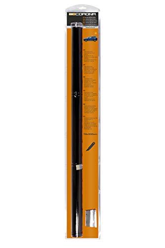 Bc Corona INT30202 Lamina Solar, Negro, 75 x 300 cm