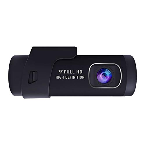 Kunyun Dash CAM Mini Coche del Coche DVR Grabador de Control Inteligente de la App Coche for HD Automotive conducción for WiFi (Color : M6 Parking Monitoring Version)