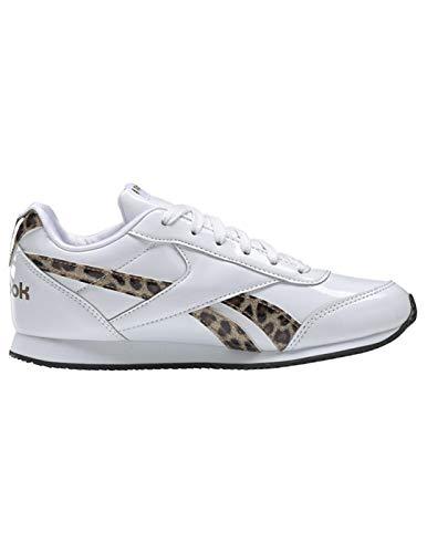 Zapatillas Niños Reebok Royal CLJOG Blancas 36 Blanco