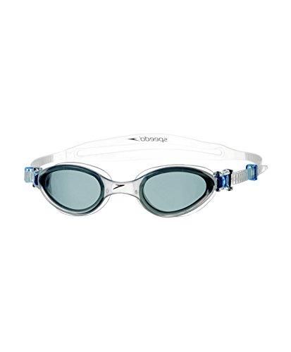 Speedo Futura One - Gafas de natación para adultos, unisex, color azul,...