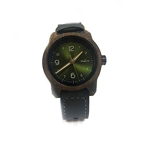 Mistura Handmade Watch,Marco Design, Watches (Grey Green)