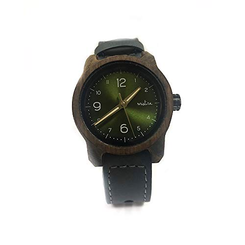 Mistura Handmade Watch,Marco Design, Watches (Grey Green)