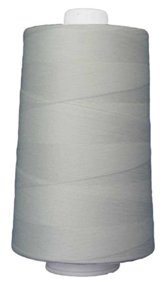 Superior Threads OMNI Thread Tex 30/40 wt. Machine Sewing Thread 6000 yds Cone; 3002 Natural White 134-02-3002