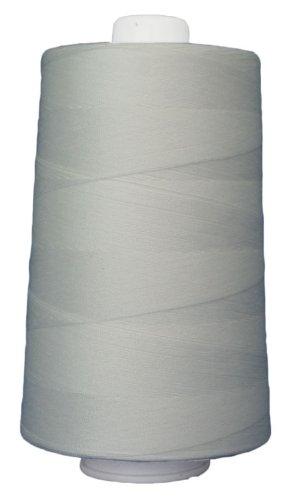 Superior Threads OMNI Thread Tex 30/40 wt. Machine Sewing Thread 6000 yds Cone; 3002 Natural White 134-02-3002