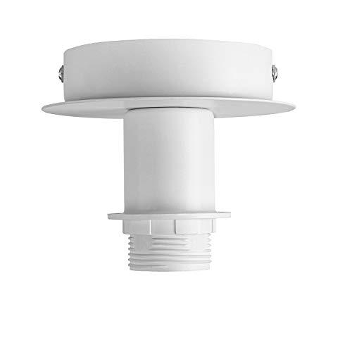 SLV Fenda Plafonnier encastré pour intérieur 60 W Blanc