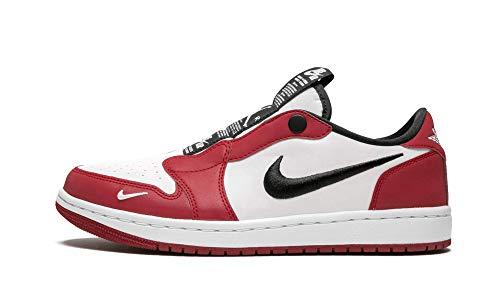 Jordan Wmns 1 Low Slip NRG, Zapatillas de Deporte Mujer, Multicolor (Varsity Red/Black/White 000), 42 EU