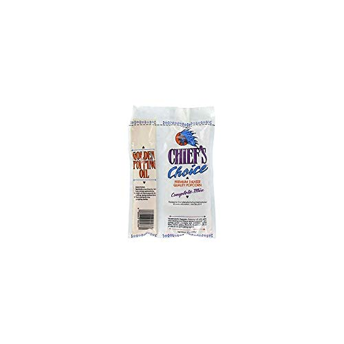 Review Star CC24-8OZ Chief's Choice Popcorn for 8 Ounce Machines - 24 / CS