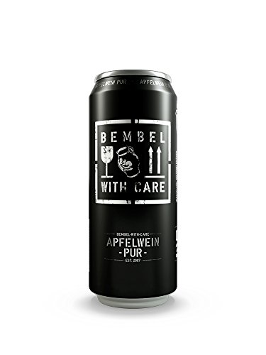 Bembel with Care 24 x 0,5L Apfelwein Pur