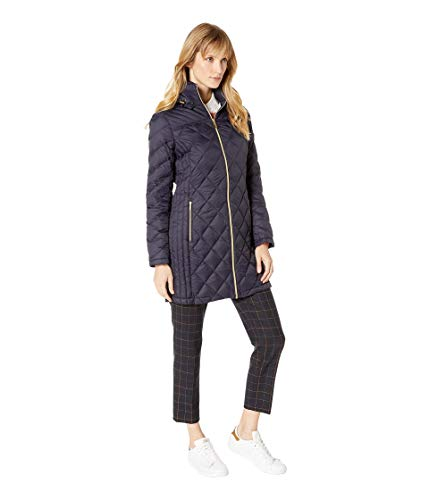 MICHAEL Michael Kors Womens Zip Front 3/4 Packable M821754GKA