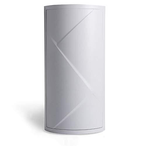 Axdwfd Zwevende plank, badkamer, draaistandaard, wand vrije stansen, badkamer, hoekkast, etelityopslag, driehoekige wandhouder