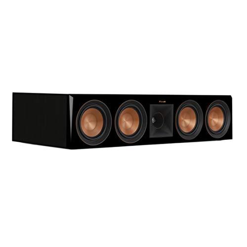 Klipsch RP-504C Center Channel Speaker (Piano Black)
