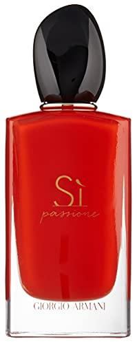 Armani Si Passione Eau de Parfum Spray, 3.4-oz.