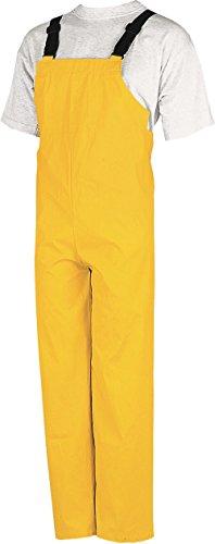 63/A PU Regenlatzhose gelb flexibel (XXXL)