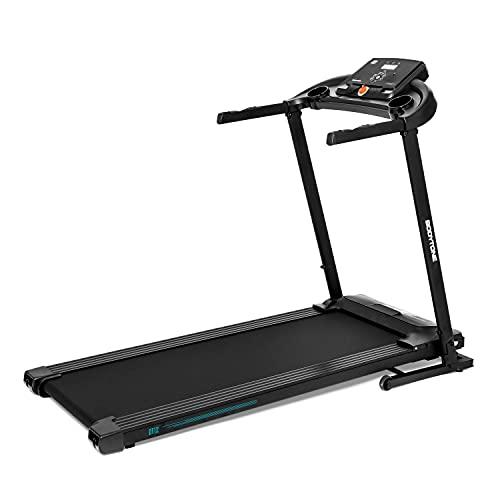Bodytone - Cinta de Correr | Maquina de Correr con 12 programas Distintos y Pantalla LCD | Cinta de Andar con Velocidad Ajustable hasta 12km/h | DT12 🔥