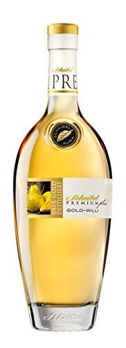 Scheibel PREMIUMplus Gold-Willi 0,7 L 40% Vol. 1er Pack (1x 700ml)