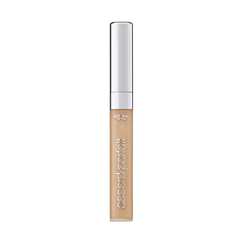 L'Oréal Paris Make-up designer Accord Parfait 4N Beige Corrector Líquido Pieles Medias - 6.8 ml