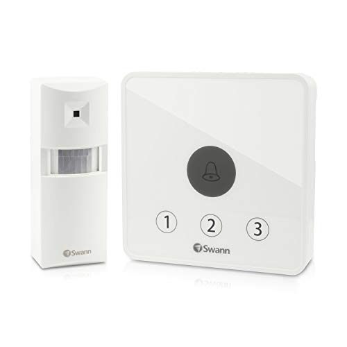 Swann Communications Wireless Driveway/Entrance Alert Alarm Kit, Model Number SWADS-ALARMK-LW