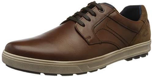 camel active Herren La Paz 11 Sneaker, Braun (Almond/Nut 2), 43 EU