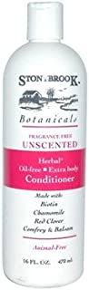 Stony Brook Conditioner Unscented, 16 Fluid Ounce