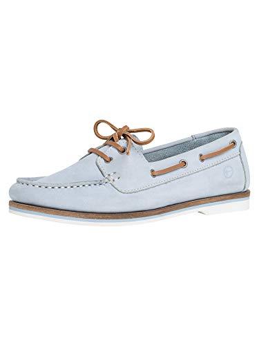 Tamaris Damskie buty żeglarskie 1-1-23616-26, niebieski - 832-38 EU