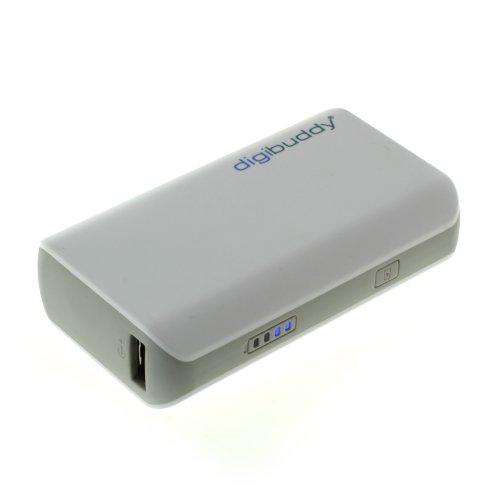 Digibuddy DB-4410, Ladegerät mit 4400mAh