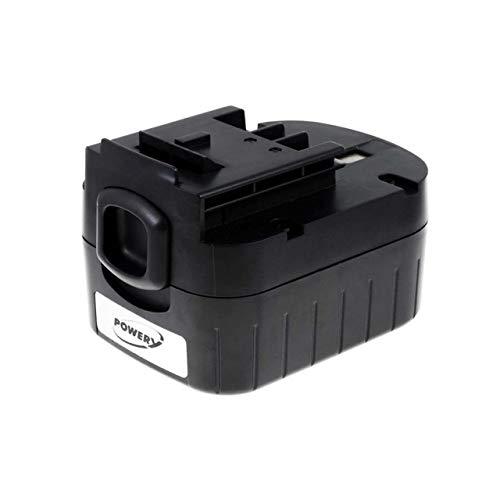 Akku für Black & Decker Akkuschrauber HP122, 12V, NiMH