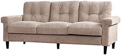 家具350 ソファ ソファー 3人掛けソファ 3人掛けソファー 3人掛け 3P 三人掛け グレー 131004