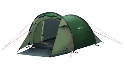 Easy Camp Spirit 200 Tienda de campaña, Unisex Adulto, Verde, 150 x 310 cm