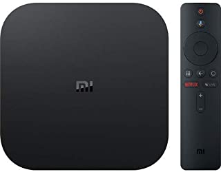 Xiaomi Mi Box S Android 8.1 Smart UHD 4K TV Box (International Version) - Black