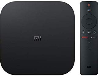 Xiaomi Mi Box S 4k Ultra HD Android TV M19E