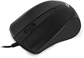 Mouse USB, C3Tech, Ms-20Bk, Mouses, 402021060101, Preto
