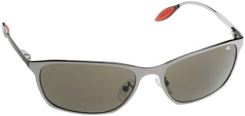 bollé Gafas de Sol Hampton, Unisex, Shiny Gun