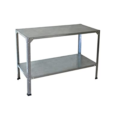 Palram 2-Tier Steel Work Bench