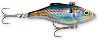 Rapala Rattlin' Rapala 08 Fishing lure, 3.125-Inch, Holographic Shad