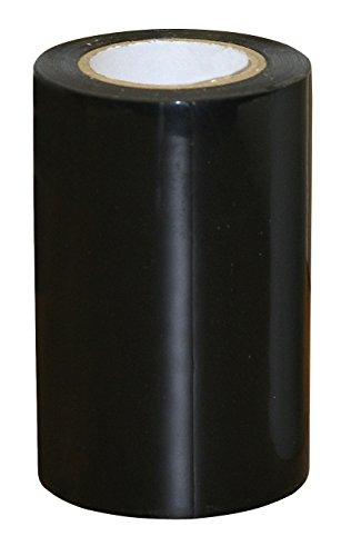 Kerbl 29830 - Nastro adesivo Silo, 100 mm x 10 m, spessore 0,2 mm, colore: Nero