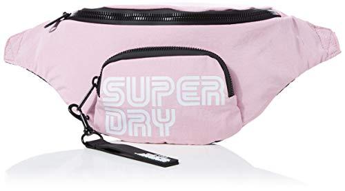 Superdry Nostalgia Bum Bag portemonnee, roze (pale roze), 40x10x16 cm