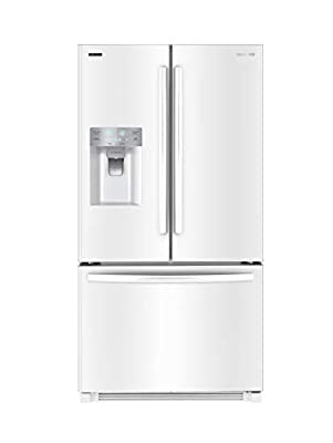 Daewoo RFS-26DWCE French Door Refrigerator, White, includes delivery and hookup