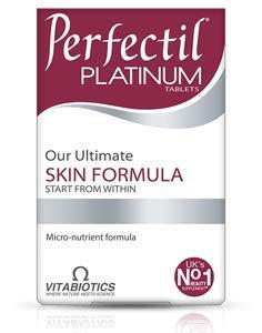 4 x Vitabiotics Perfectil Platinum Ultimate TimeDefy Formula 30 Tablets by Perfectil