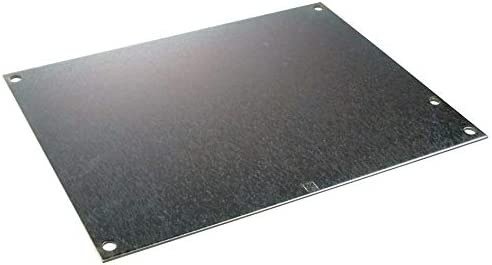 A-10P8G - Panel Conductive 14 Gauge 22 Charlotte Mall Steel Boxes Cheap mail order shopping Junction