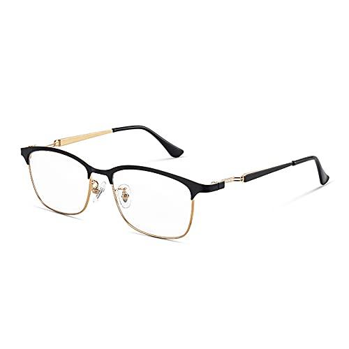 Gafas De Lectura Progresivas Inteligentes De Enfoque Múltiple Para Hombres Y Mujeres, Primer Plano Y Telefoto, Lente De Ajuste Automático Anti-luz Azul +1.0 A +3.0