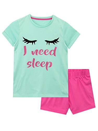 Harry Bear Mädchen Schlafanzug Ich Brauche Schlaf Rosa 152