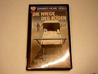 Die Wiege des Bösen VHS