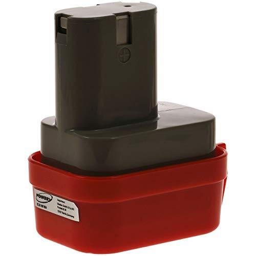 Powery Batería para Makita Destornillador 6221D 3000mAh