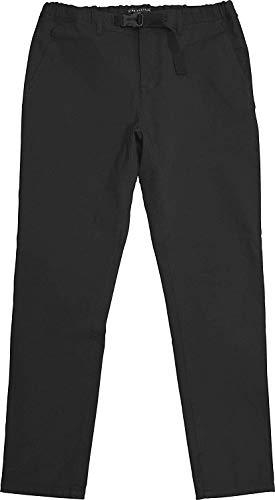 [LAD WEATHER]クライミングパンツ 4wayストレッチ 登山 スポーツ アウトドア パンツ レディース ladpants012 (L, ブラック)
